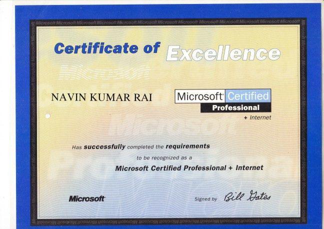 About Me – Engineer Navin Kumar