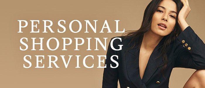 Personal Shopping Services at David Jones