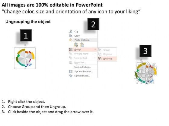 Pie Chart Infographic For Data Analysis PowerPoint Templates ...