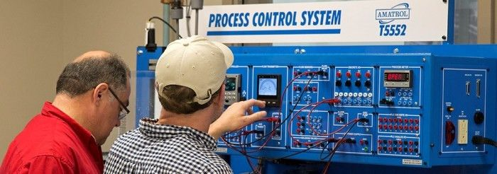 Process Control – Level and Flow | Amatrol