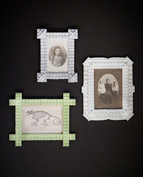 diy project: tramp art frames – Design*Sponge