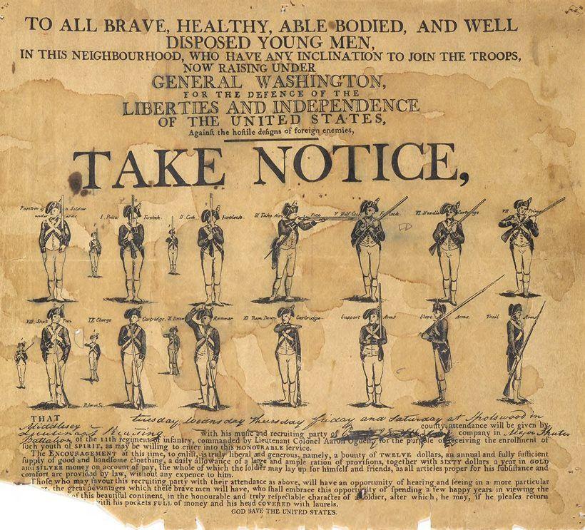 American Revolution – Primary Sources | TeachIt