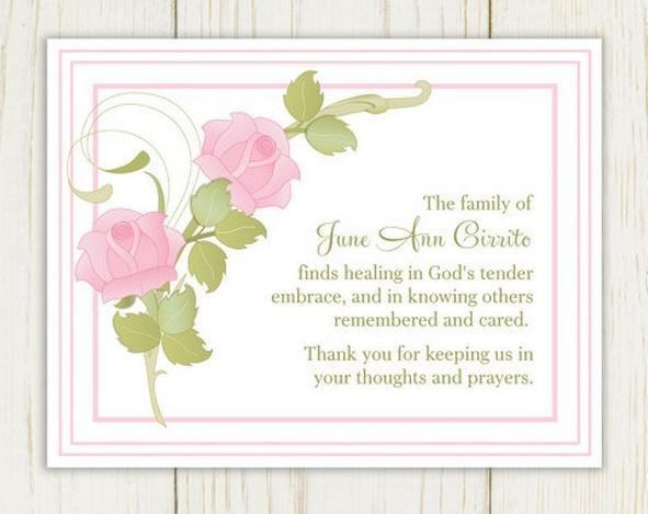 Funeral Words For Cards   Enwurf.csat.co