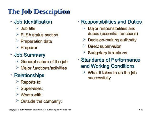 3 job analyisis