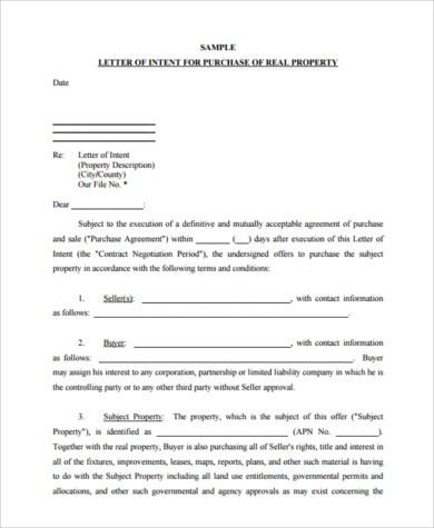Real Estate Offer Form Sample - 8+ Free Documents in PDF