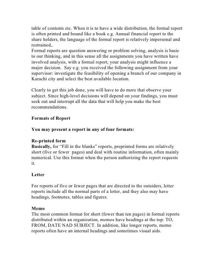 Solicited sales letter
