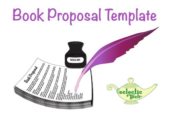 Send a nonfiction book proposal template 4 scrivener or word by ...