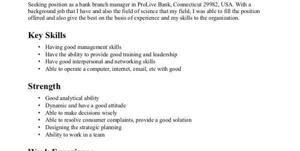 Resume Templates For Bankers Banking Resume Template Resume ...