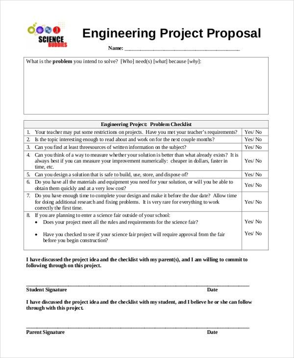 Sample Project Proposal Form - 10+ Free Documents in Doc, PDF