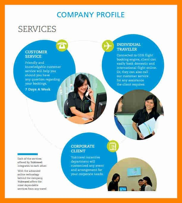 6+ company profile examples | resumes great