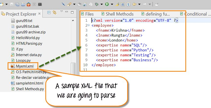 XML Parser Tutorial: Create & Read XML with Examples