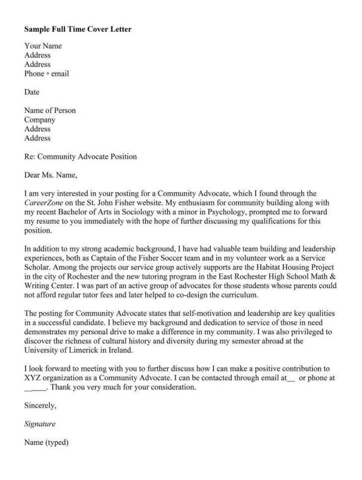 Internship Cover Letter - Obfuscata