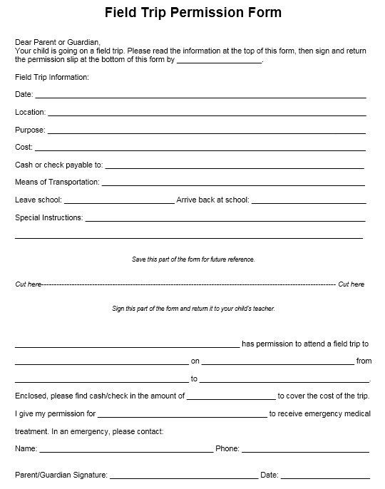 Vaccine Consent Form Template  Sample Ideas