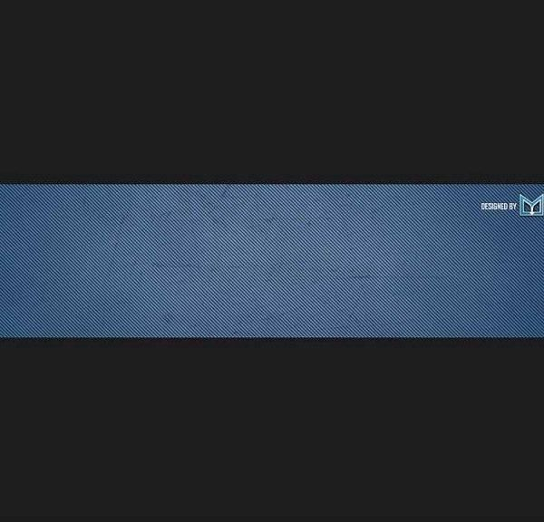 Banner Psd Template. 2D Youtube Banner Template Psdstyle P On for ...