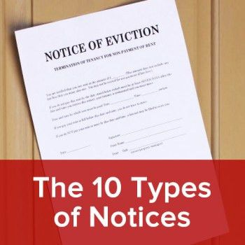Top 5 Legal Reasons to Evict a Tenant