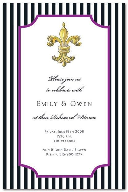 Formal Birthday Invitations - plumegiant.Com