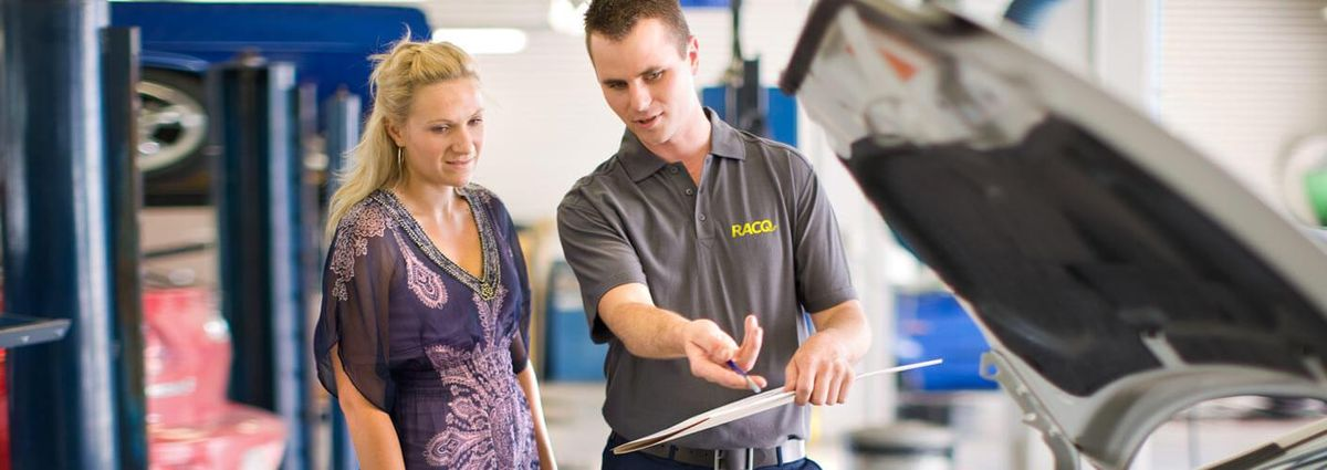 RACQ Vehicle Inspections | RACQ
