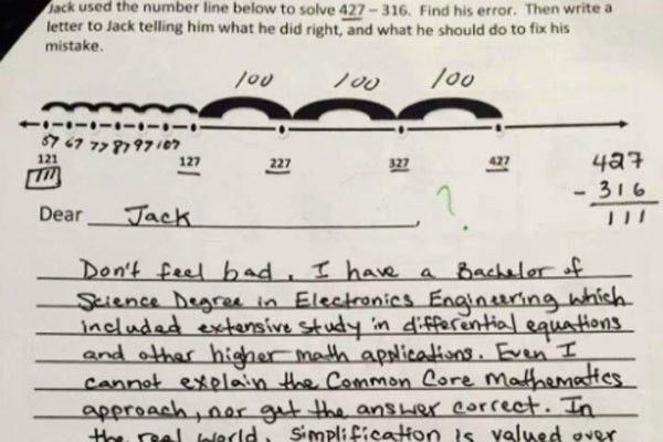 Why is this Common Core math problem so hard? Supporters respond ...