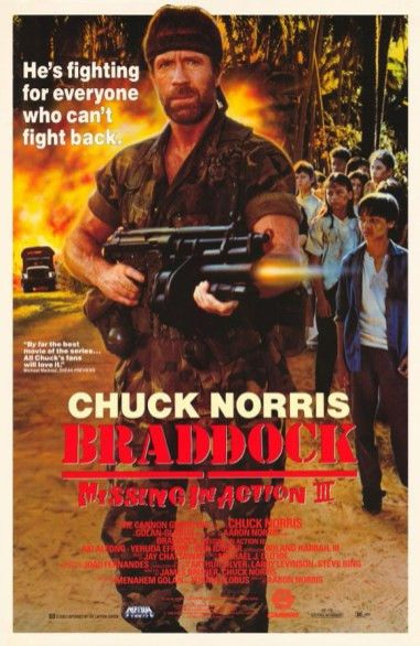 Missing In Action ….. The Chuck Norris Trilogy – Mike's Take On ...