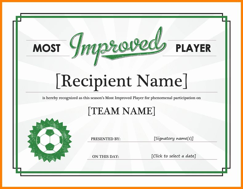 9+ ms word award certificate template | sample of invoice