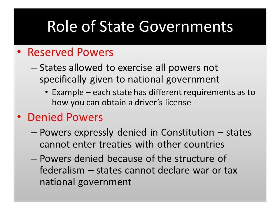 Chapter 4 The Federal System. - ppt video online download