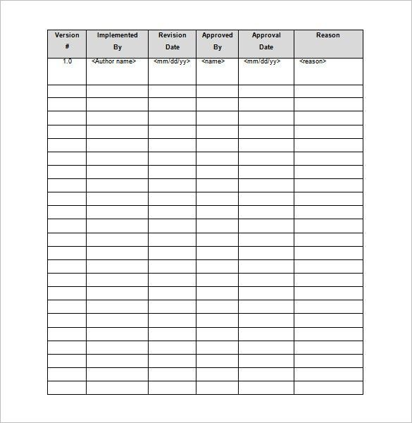 Project Schedule Template – 8+ Free Sample, Example Format ...