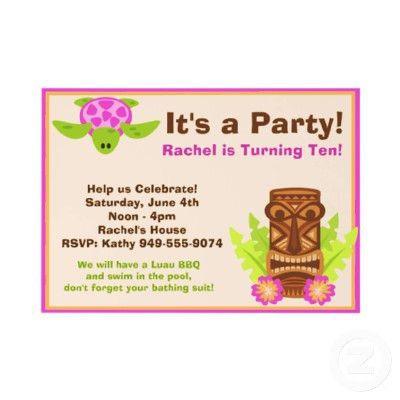 Birthday Invitation Wording | orionjurinform.com