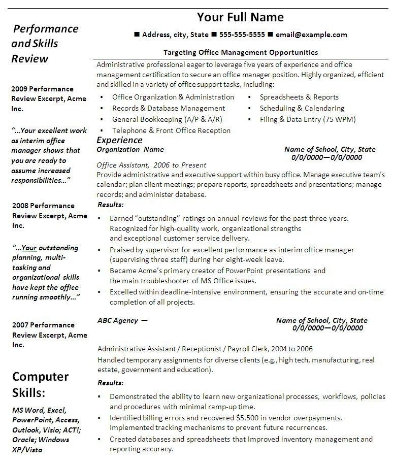 Resume Examples. Free Microsoft Word Resume Templates for Mac ...