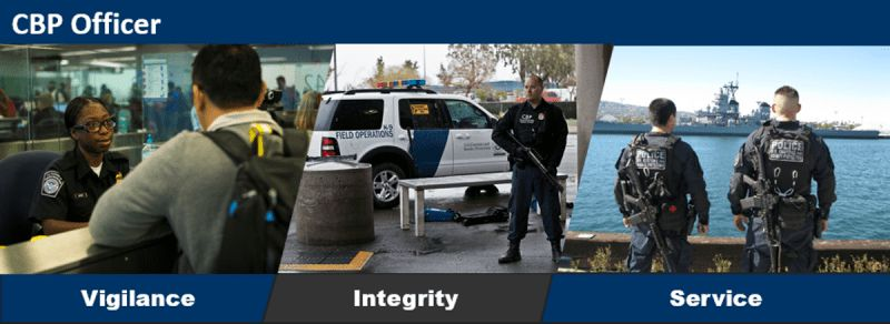 Customs and Border Protection Officer | U.S. Customs and Border ...