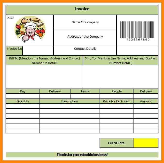 10+ bill book format in excel | nurse resumed