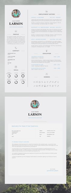 30+ Resume Templates for MAC - Free Word Documents Download   CV ...
