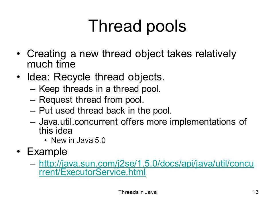 Synchronizing threads, thread pools, etc. - ppt download