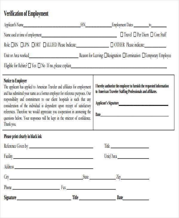 Nursing Reference Letter Templates - 8+ Free Word, PDF Format ...