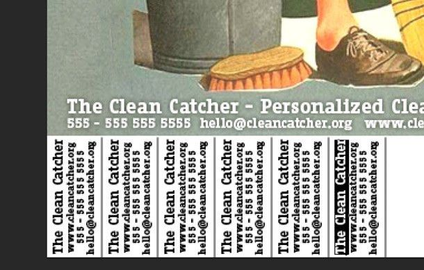 How To: Make a Flyer for a Cleaning Service - Printaholic.com