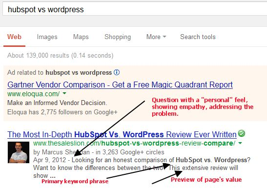 The Ultimate Guide to Writing GREAT Meta Descriptions Every Time