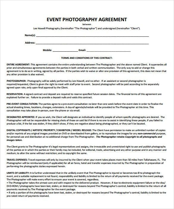 Consulting Contract Free Sample | Create professional resumes ...