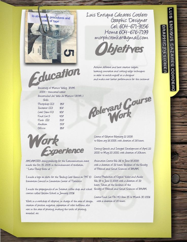 24 best Resume Download images on Pinterest | Resume format ...