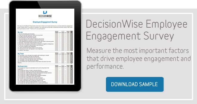Correctly Analyze Employee Engagement Survey Results