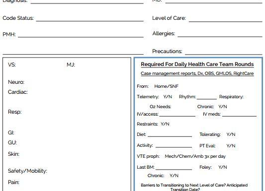 The Ultimate Nursing Brain Sheet Database (33 nurse report sheet ...