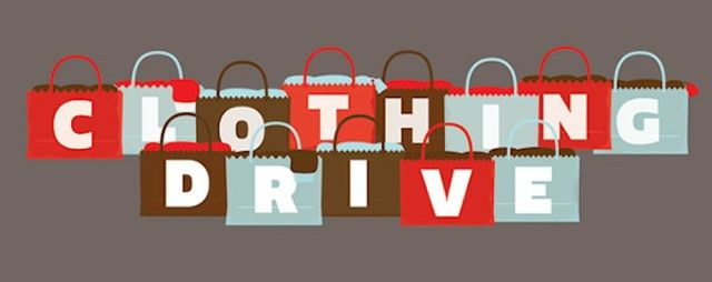CLOTHING/FOOD DRIVE – cbctoday.com