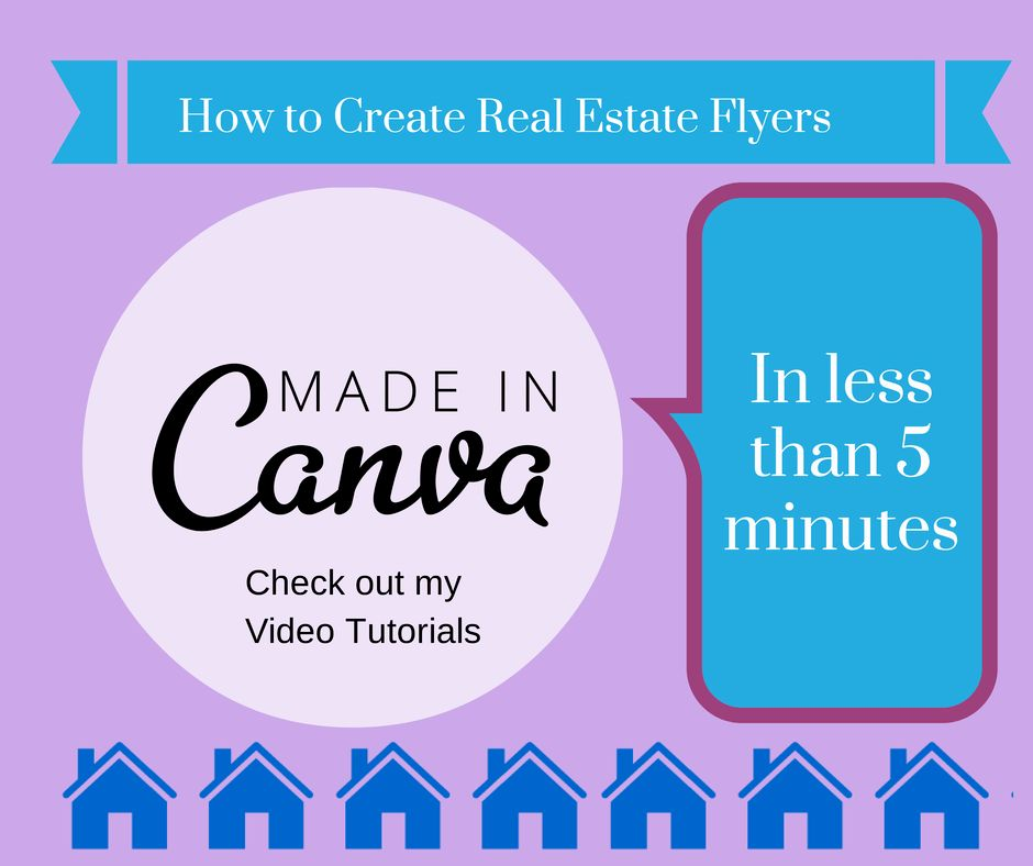 Online marketing systems for real estate agents: Flyers made easy ...