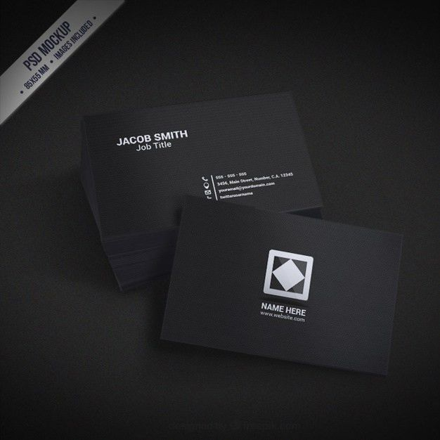 Cards PSD, +1,100 free PSD files