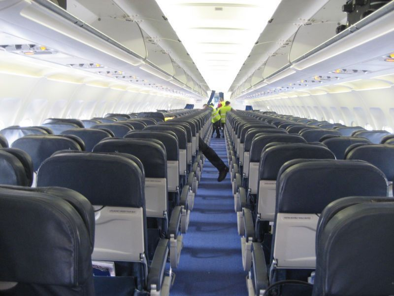The Chance to Regulate Airline Seats Is Before Us