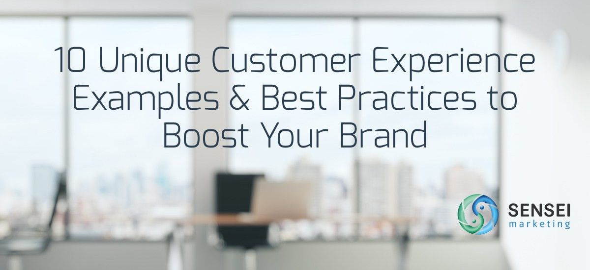10 Unique Customer Experience Examples & Best Practices to Boost ...