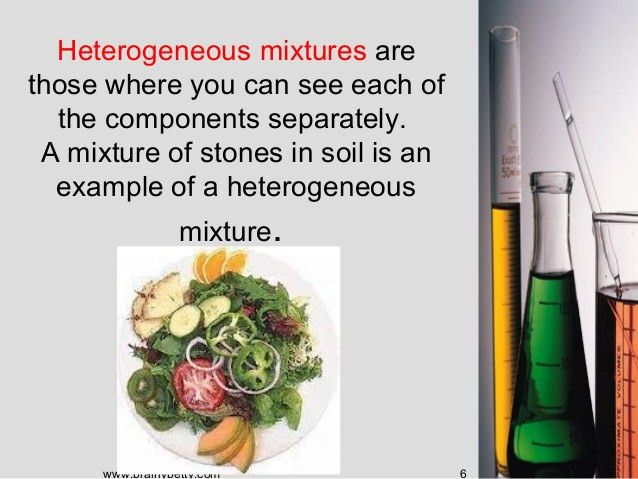 Mixtures powerpoint