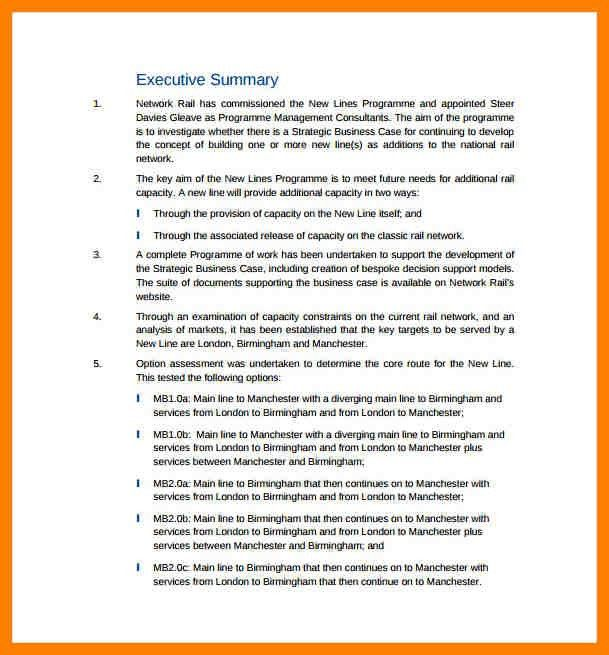 10+ business case template | addressing letter