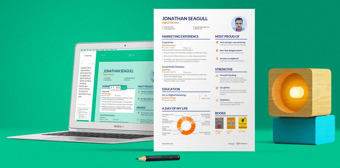 6 Free Resume Builder Tools to Help Revamp Your Resume — OfficeNinjas
