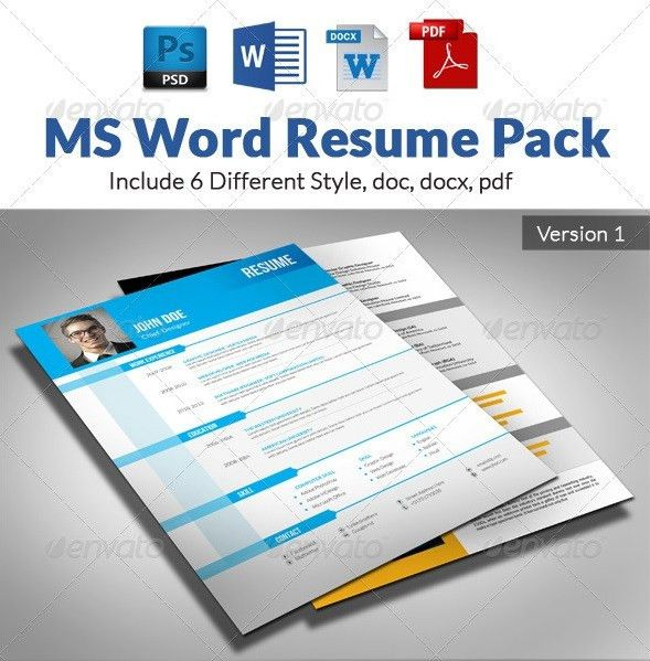Microsoft Office Resume Templates 2014 | health-symptoms-and-cure.com