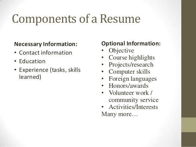 Components of a Good Cover Letter, Resume Workitdaily Resume Key ...