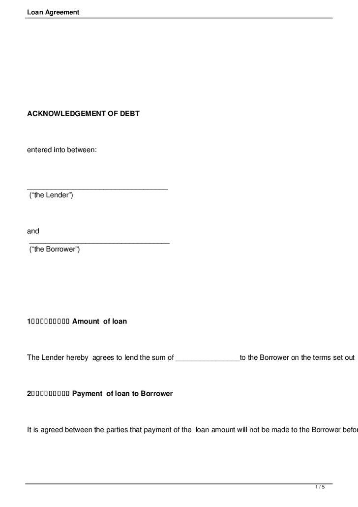 Loan Agreement - Hashdoc